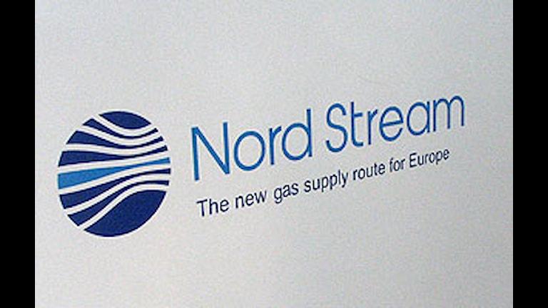 Nord Stream. Foto: Eleonor Svensson/SR Gotland