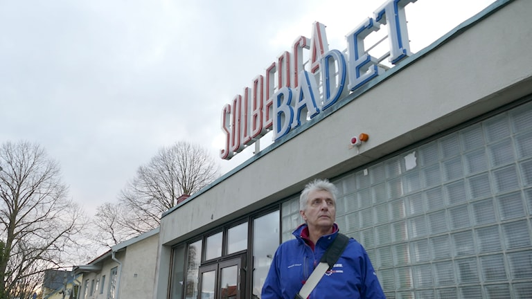 Lars-Åke Beckman, fd skyddsombud Solbergabadet