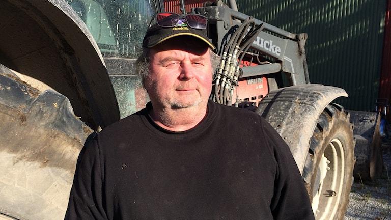 Lantbrukaren Sören Sandqvist.