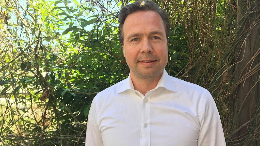 Arild Kleven, marknadschef Gotlandshem