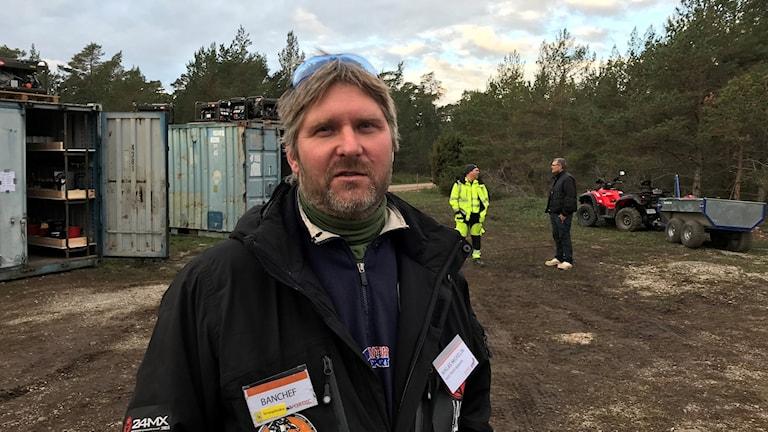 Niklas Mickelin, banchef GGN