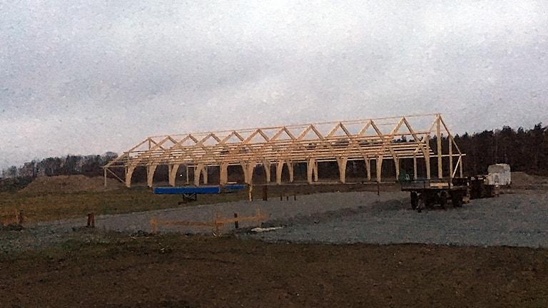 Ridhus byggs i Stenkyrka.