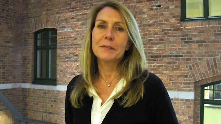Socialdirektör Marica Gardell.