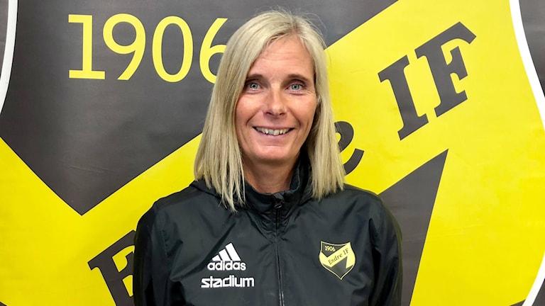 Annelie Blixt, ny assisterande tränare Endre IF.