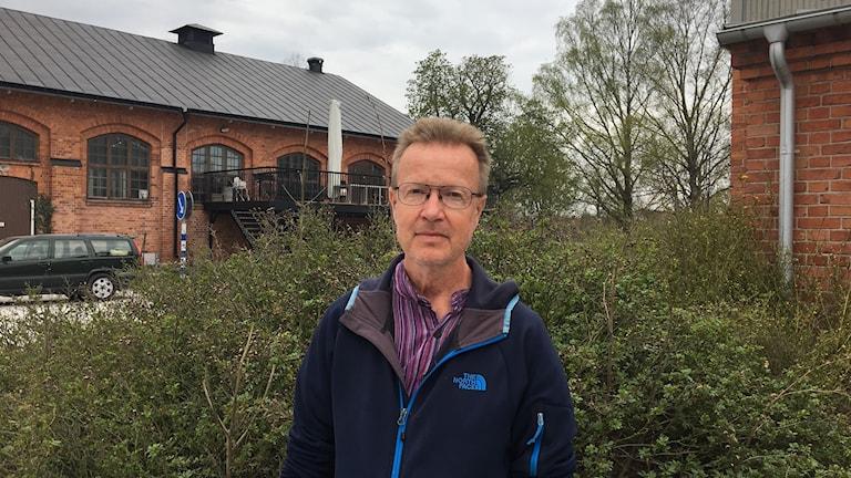Ordförande för Visby Stadsodling