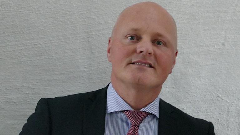 Peter Lindvall, regiondirektör