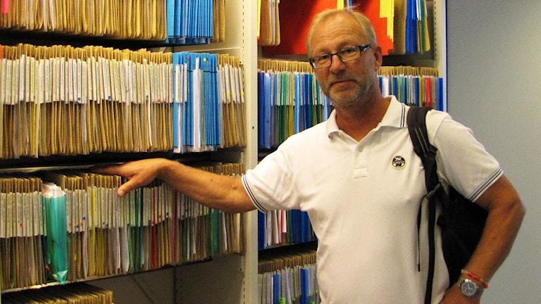 Karl-Allan Nordblom, Miljöpartistisk ordförande byggnadsnämnden