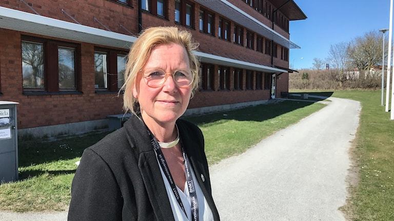 Kicki Scheller, länsstyrelsen Gotland