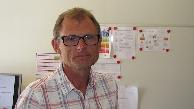 Torsten Flemming grundskolechef Region Gotland
