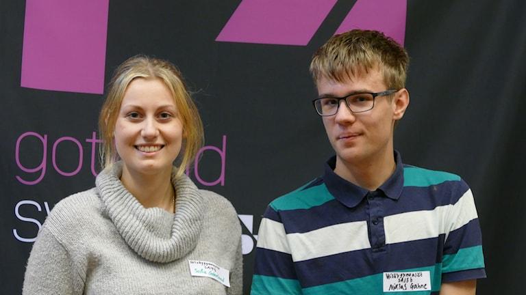 Sofie Cederlund, Niklas Gahne