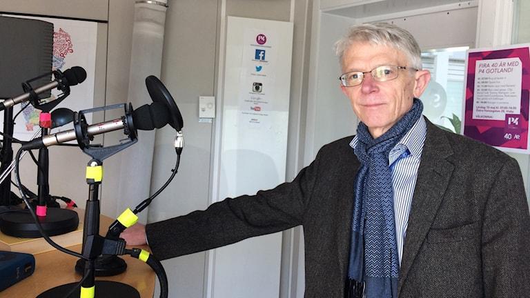 Bengt Midgren, docent vid Lungmedicin och Allergologi från Skånes Universitetssjukhus