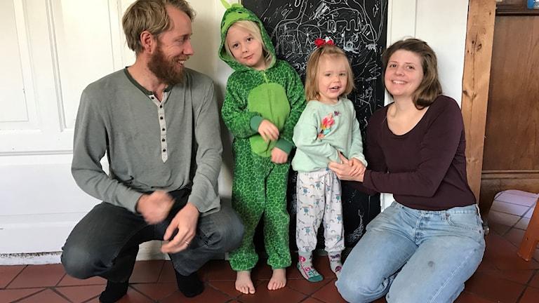 Fåröfamilj Degerås Gabrielsson brosynpunkter