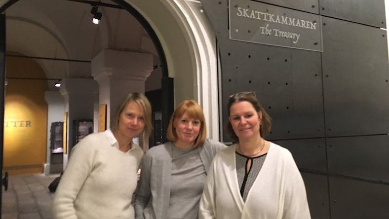 Åsa Sonjasdotter, Helena Selder och Susanne Thedéen