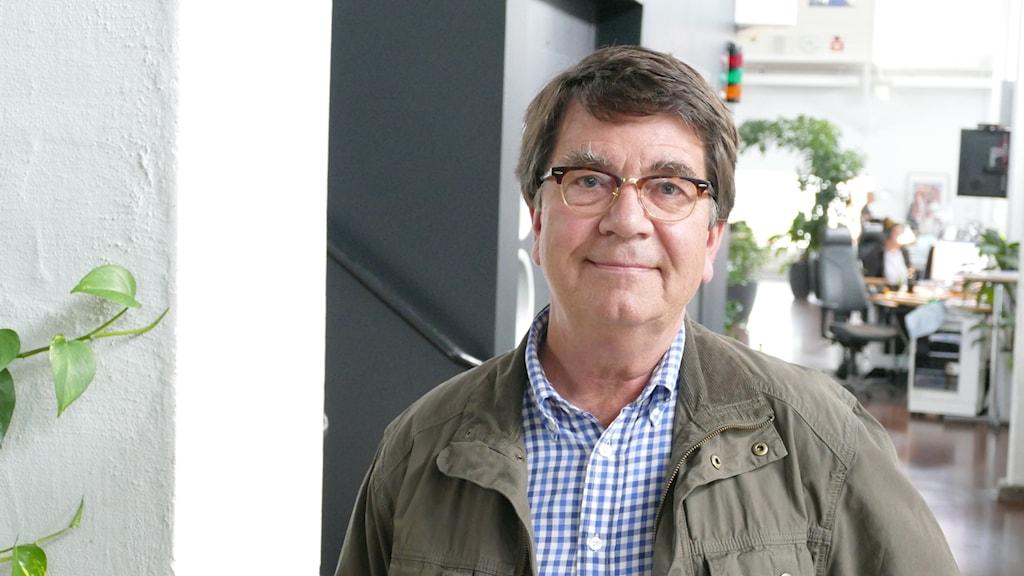 Thomas Kunze, chefsläkare på Gotland.