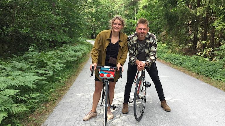 Cykel racer