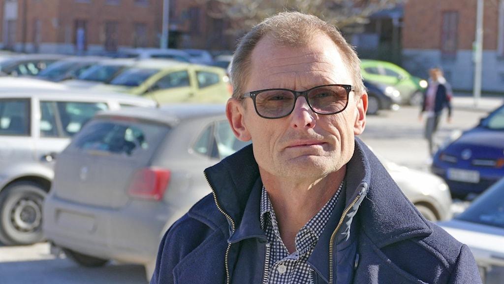 Torsten-Flemming, grundskolechef Gotland