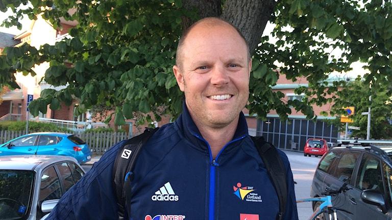 Mattias Sippmanne, triathlon