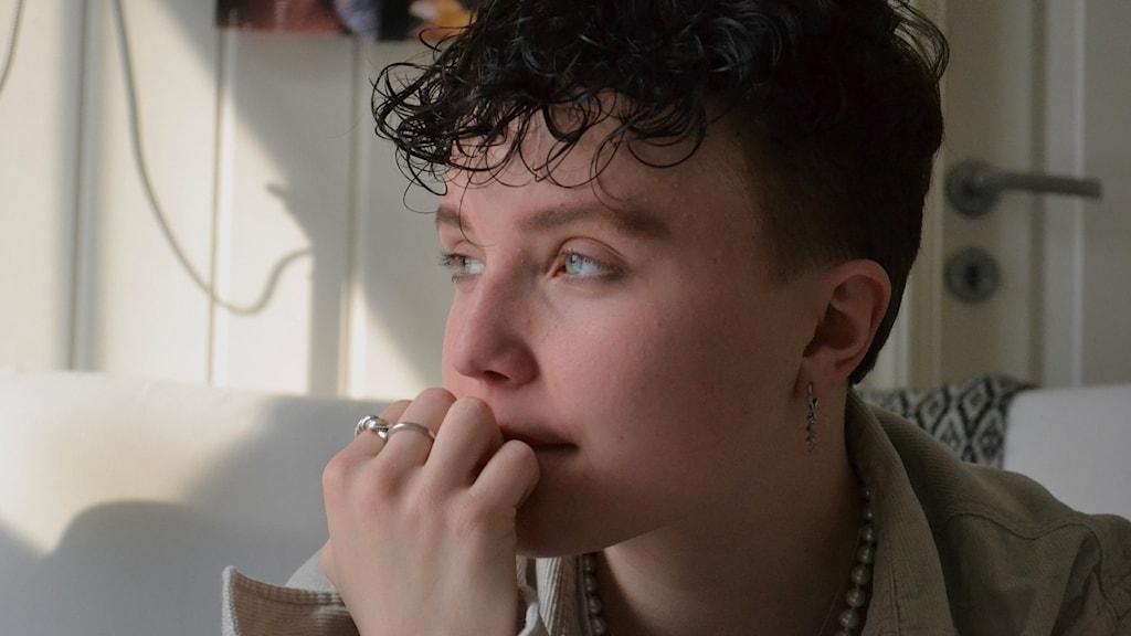 Artisten Molly Pettersson Bröms.