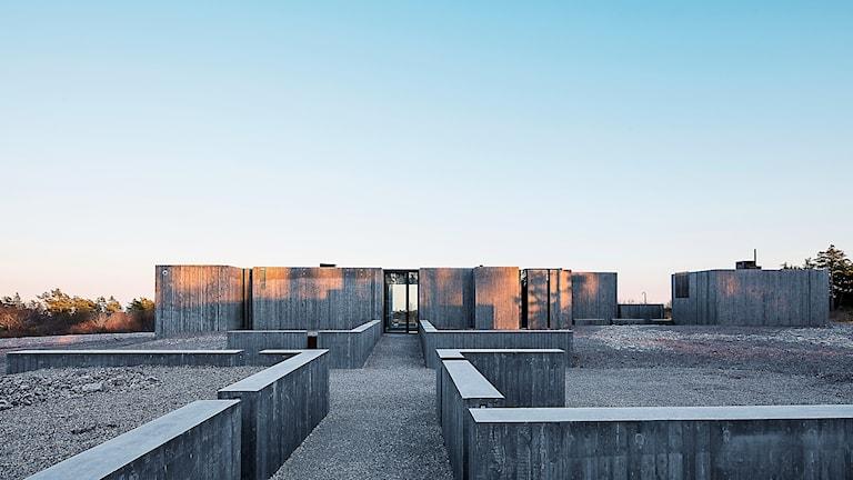 Byggnad 104 på Bungenäs av Själsö arkitekter