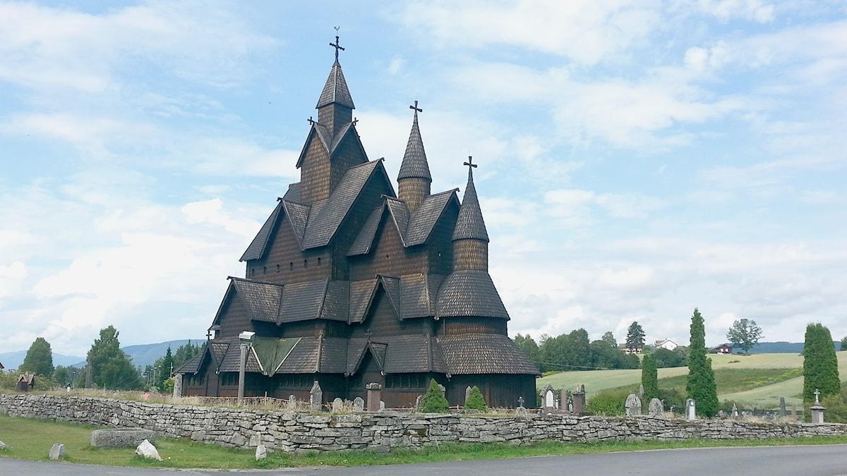 Heddal-stavkyrka Norge