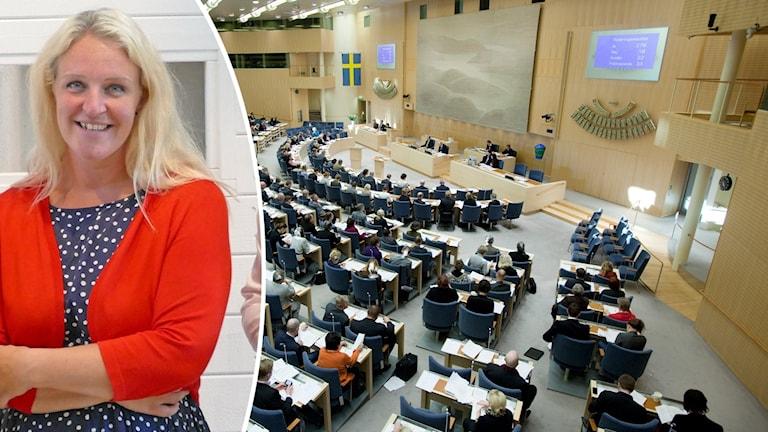 Hann Westerén blir gruppledare för socialdemokraterna i Miljö- och lantbruksutskottet.