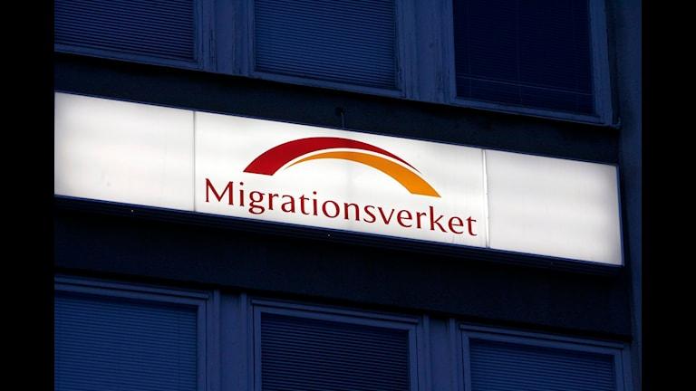 Migrationsverket. FOTO: BERTIL ERICSON / SCANPIX