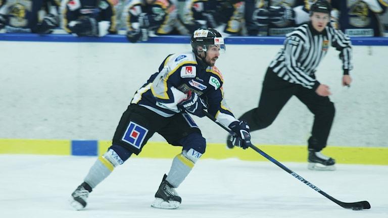 Johan Eriksson, Visby Roma