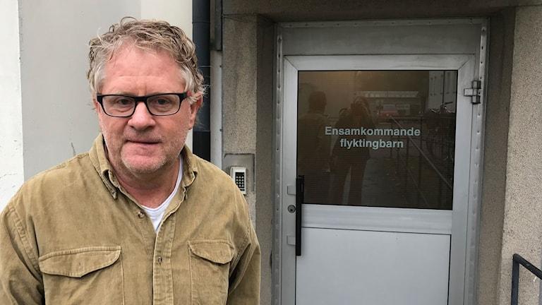 Lars Olofsson, enhetschef individ- och familjeomsorgen Region Gotland.