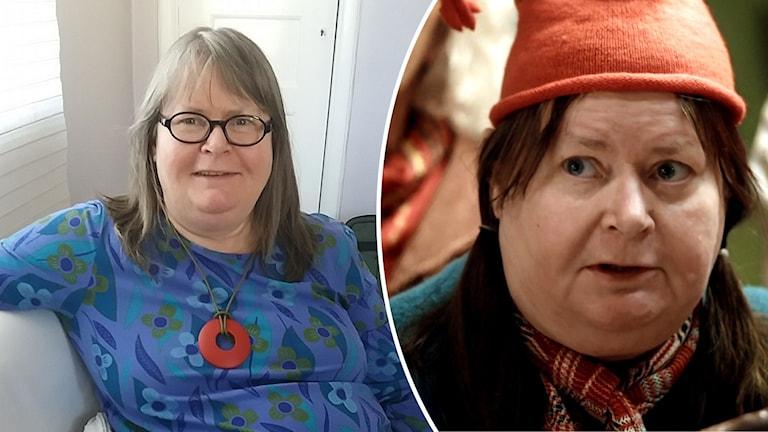 gotländska Anita Ahlström