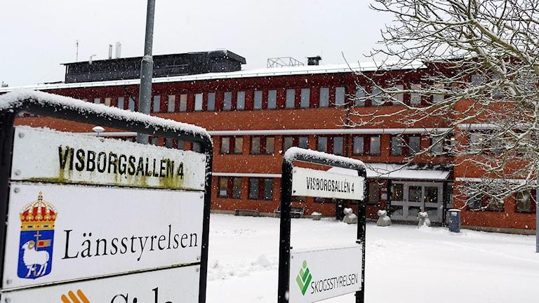 Länsstyrelsen i Gotlands län.