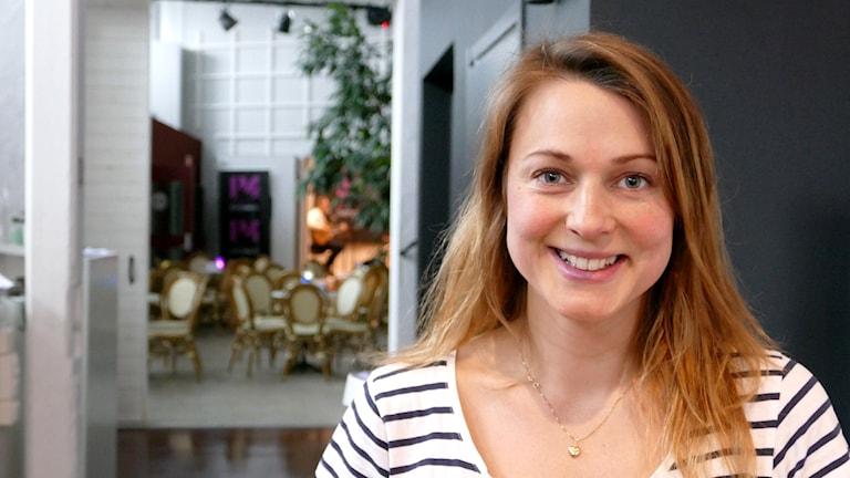 Anna Jakobsson.