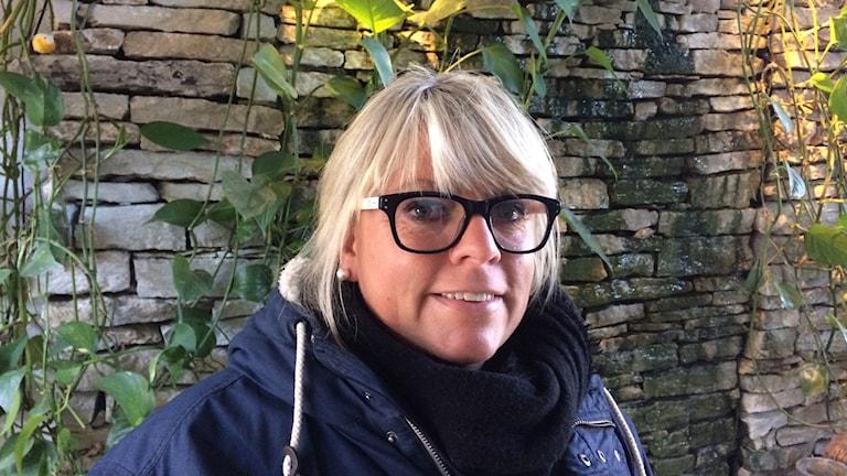Marie Härlin-Ohlander. Foto: Daniel Värjö/Sveriges Radio
