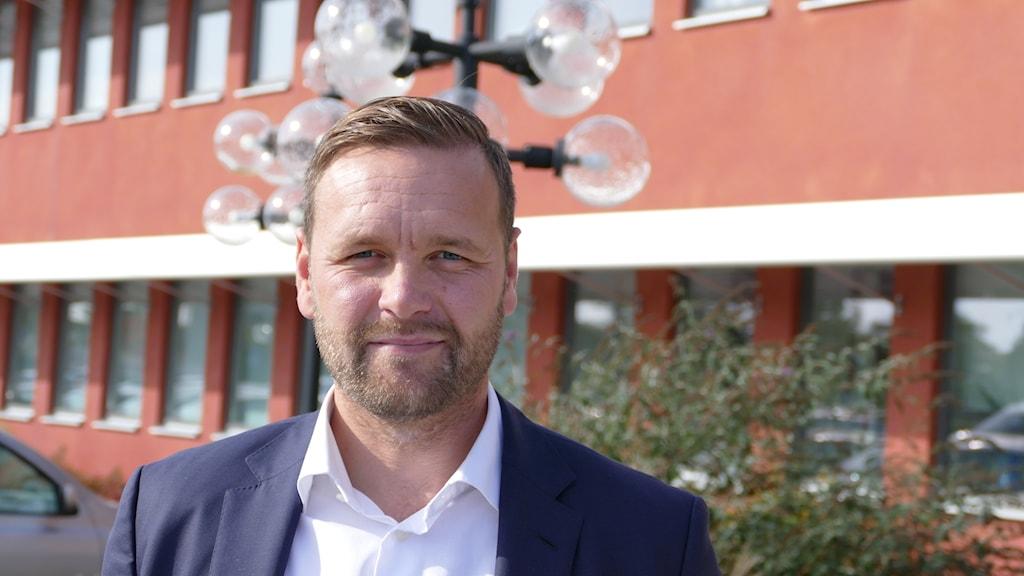 Erik Sjöholm.