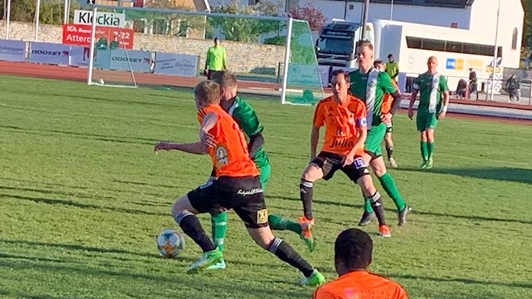 Levide FC Gute DMfinal fotboll
