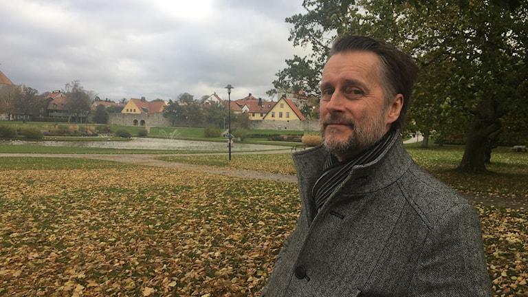 Thomas Sundström chef Gotlands länsteater