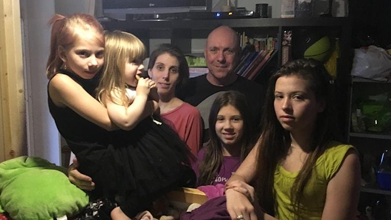 Familjen Lidman