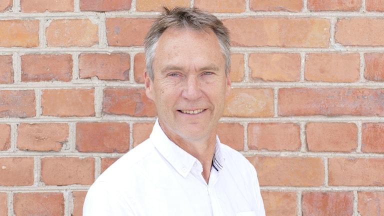 Gotländsk riksdagskandidat centerpartiet, Lars Thomsson.