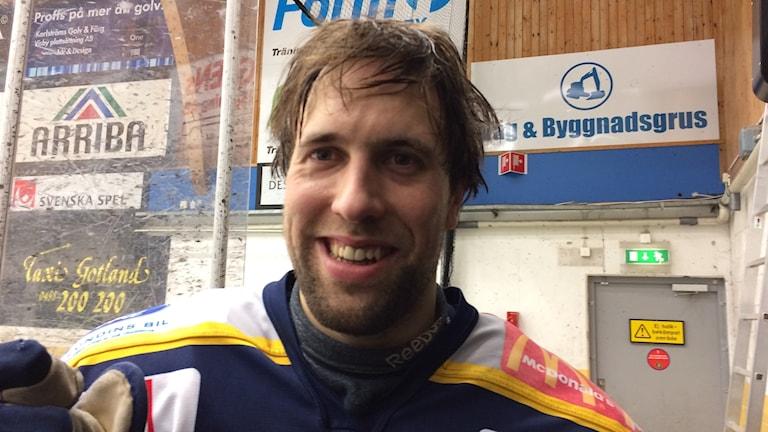 Emrik Larsson Visby Roma