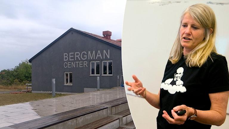 Bergmancenter och Jannike Åhlund