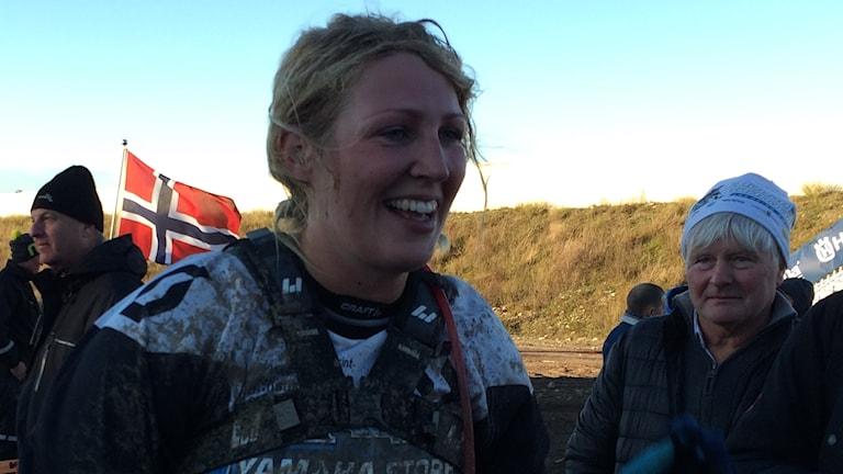 Emmily Smalsjö, segrare i GGN 2016