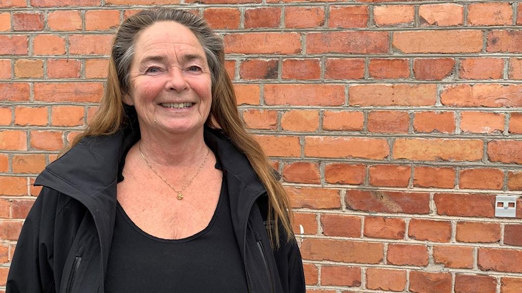 Maria Larsson, ordförande för Korsbygården.