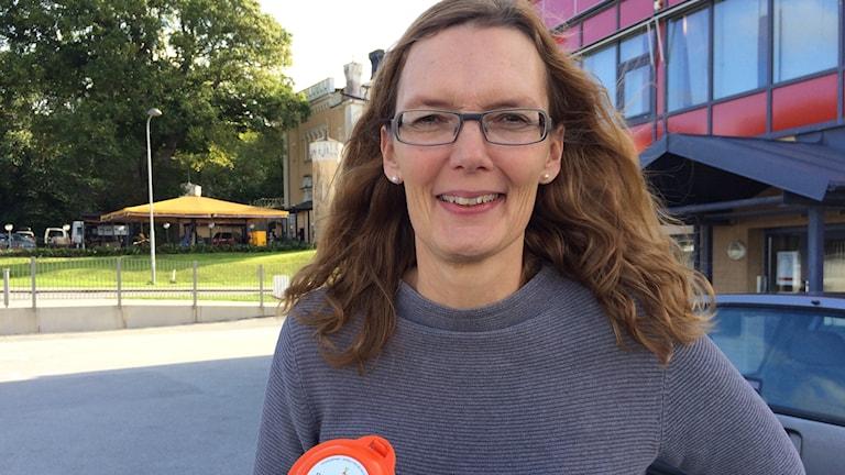 Susanne Bjergegaard Pettersson chef för vatten och avloppsavdelningen