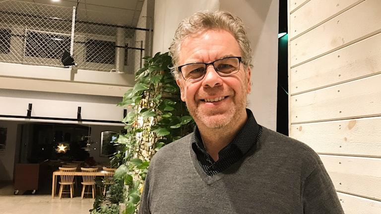 Göran Hult, vd Gotlandsbuss.