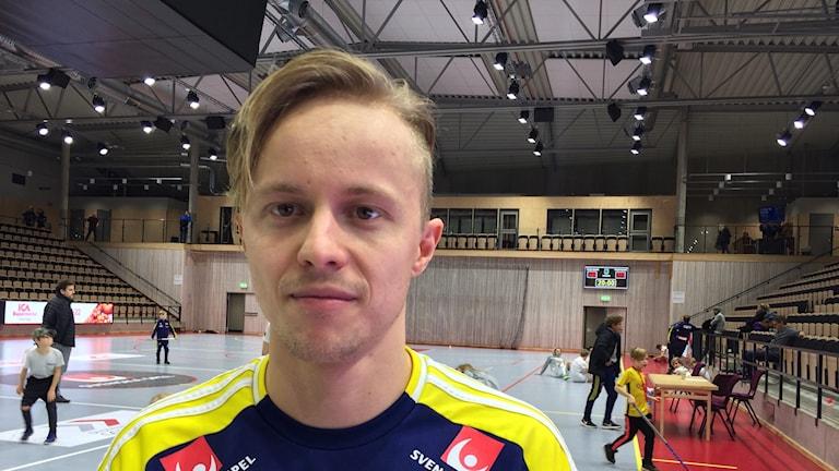 Tommy Bolin i Visby IBK