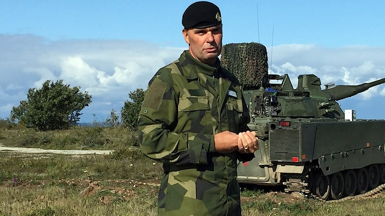Stefan Pettersson 18:e stridsgruppen