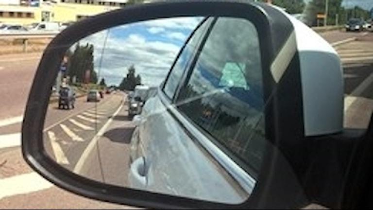 Bilkö bil backspegel