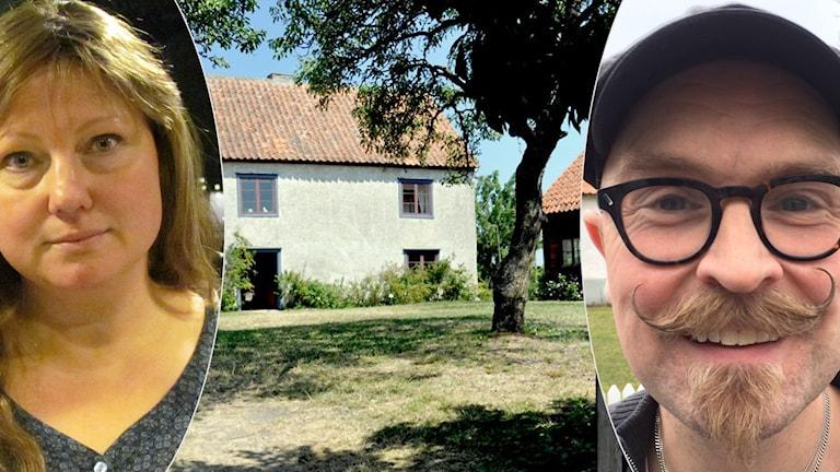 Mimmi Gibson och Tomas Lindström tar över och driver Petesgården i Hablingbo