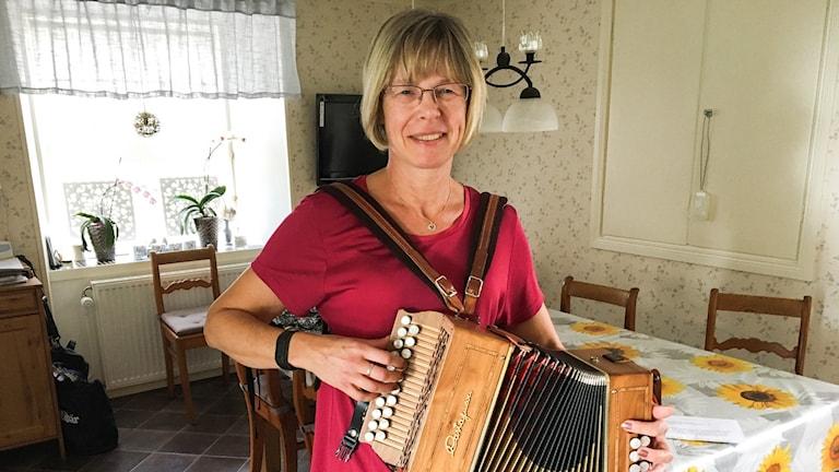 Elisabeth Mattsarve Molin