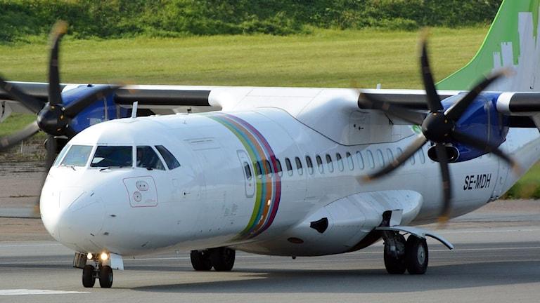 gotlandsflyg ATR-72-212