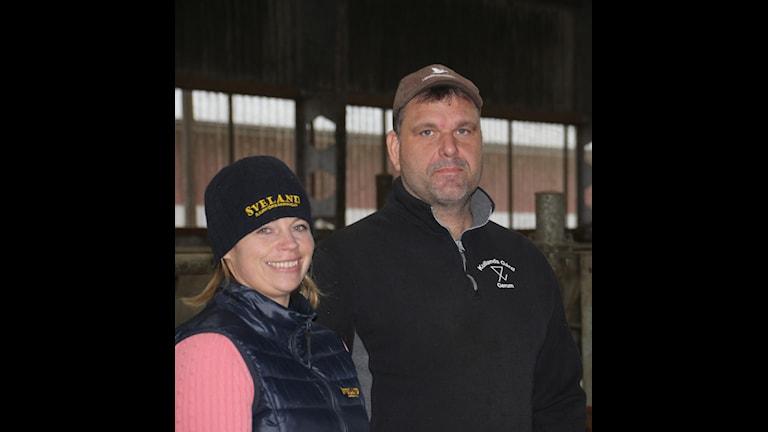 Anna och Christer Melander Årets nötköttsföretag 2018